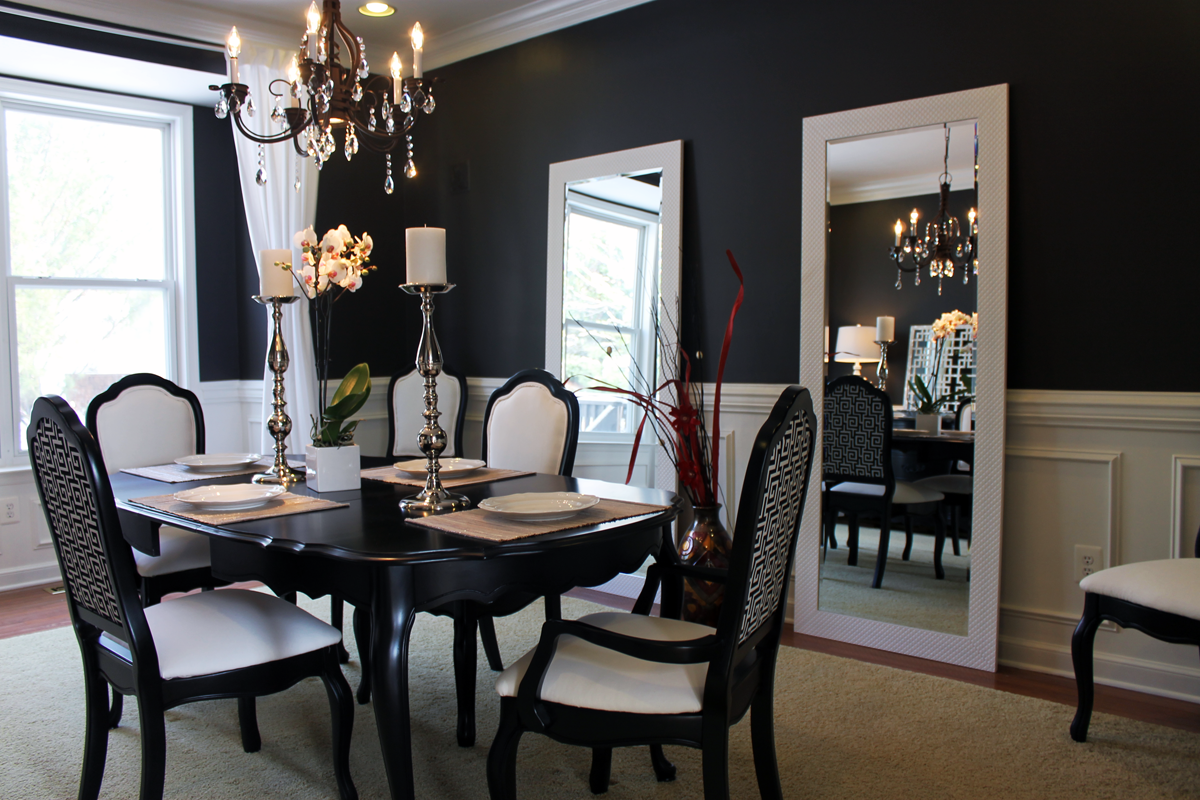 Dining Room After Dinning2 Interior And Exterior Color Consultation Design