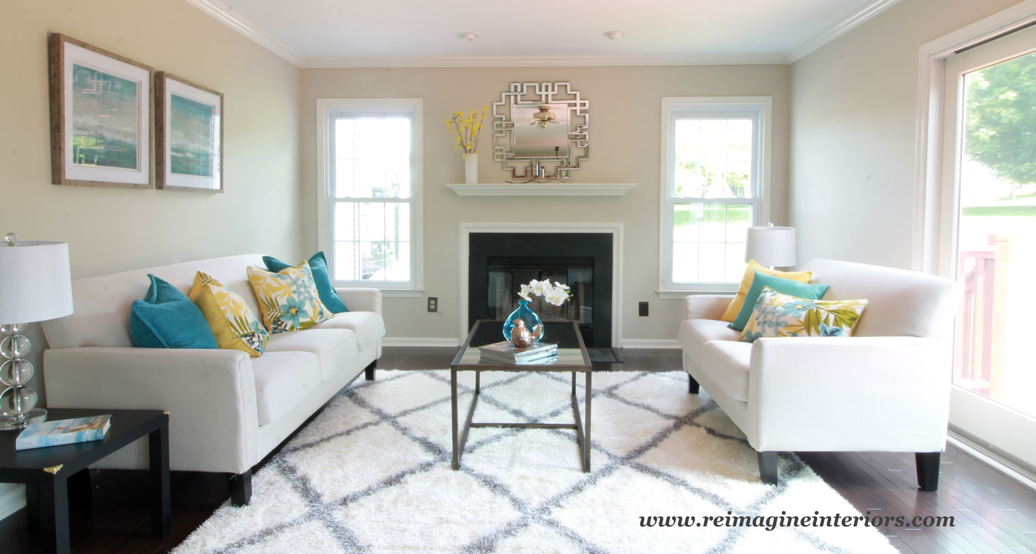 Vacant home staging in Exton PA