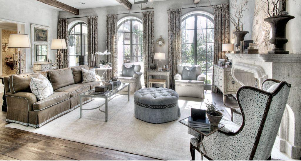 Decorating - furniture placement