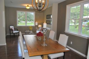 vacant home staging chester county