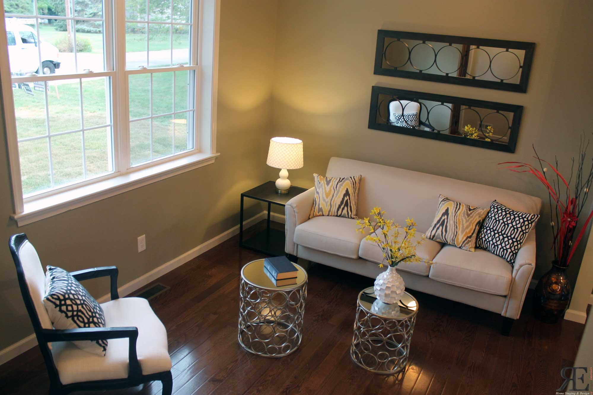 Vacant Staging In Malvern Chester County PA Home Stager Designer Magda Dub