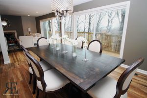 Dining Area - Vacant Staging on  Main Line PA
