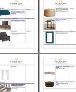 online interior design source list