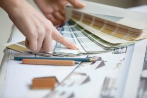 design and color consultations